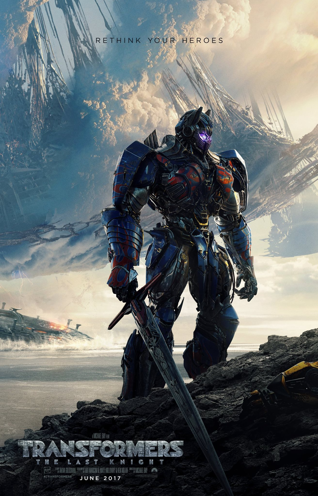 Transformers poster