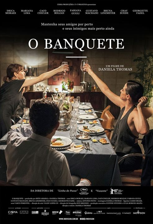 O Banquete poster